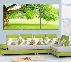 modern abstract huge wall art oil painting on canvas green tree landscape  on modern abstract huge wall art oil painting on canvas with landscape cheap china online wholesale buy stores shop discount
