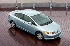 Honda Civic Light Green New 2012 Civic Hits Rock Bottom In Consumer Reports Test