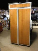 Wonderful Kitchenaid Superba 42 Refrigerator Built In For Design Inspiration