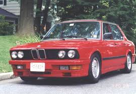 BMW 5 Series 1983 bmw 5 series : BMW Heaven Specification Database | Specifications for BMW 528i ...