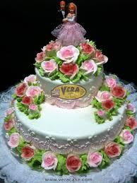 Wedding 11 Vera Cake Decoration
