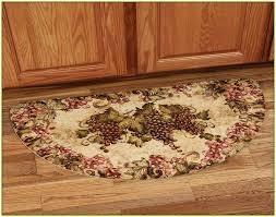 half moon rugs circle kitchen with new half moon rugs