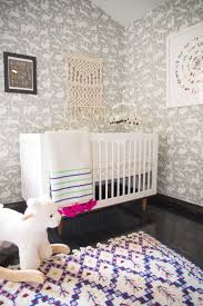 Ariel Gordon Nursery whimsical animal theme