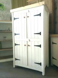 kitchen pantry cabinet stand alone collection for small room free standing home depot