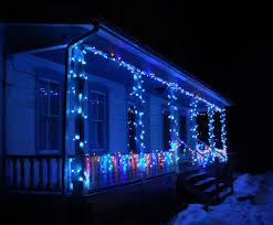 cool christmas house lighting. Exellent Christmas Christmas Lights On Porch 12142009 Inside Cool House Lighting I