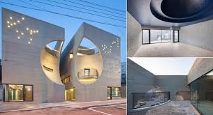 unique architectural designs. Two Moon Is An Architectural Unique Designs
