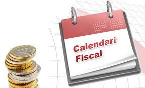 Calendari Fiscal 2018 : Ajuntament De La Granada