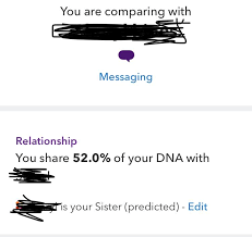 Dna Detectives Autosomal Chart Do We Share Too Much Dna 23andme