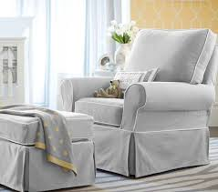 brilliant grey stripes rug and fascinating grey pottery barn slipcovers sofa and charming cushion seats near