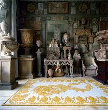 alexander mcqueen s military brocade design for the rug company from 2 075 per sq m