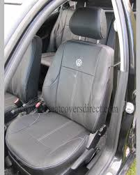 volkswagen vw golf mk4 black seat covers