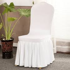 chair covers for home. Universal Polyester Spandex Chair Covers For Weddings Decoration Party Dining Home