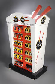 Retail Product Display Stands McCormick Simply Asia food retail product display Future 48
