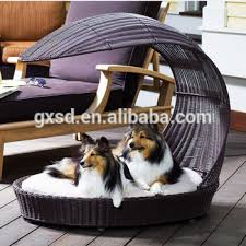 luxury dog bed furniture. Newest Luxury Dog Pet Furniture Unique Resin Wicker Large Beds Bed W