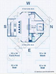 Home Plans Barn Plans With Living Quarters Floor Plans  Pole Barn Plans With Living Quarters Floor Plans