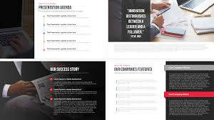 powerpoint brochure template free company profile powerpoint template free slidebazaar