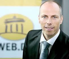 <b>Jan Oetjen</b>, der neue Chef des Internet-Portals Web.de, will eine Strategie <b>...</b> - Jan-Oetjen