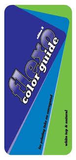 Gcmi Color Chart Gcmi Flexo Color Guide 10th Edition On Behance Color Behance