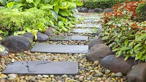 Creative Landscaping Ideas For Tiny Front Yards Jim Rowe Latest Landscape  Flagstone
