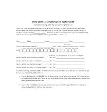 consignment form for cars consignment agreement template word example used vehicle consignment