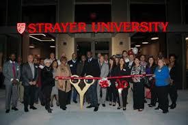 Strayer University Campus Strayer University Unveils Downtown Campus Local News