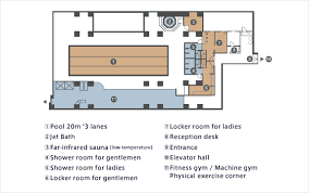 front office layout. Floor Map Front Office Layout