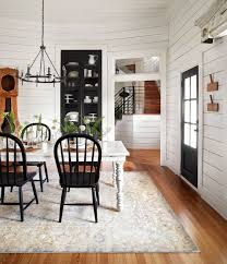 area rugs for under kitchen tables 70 best magnolia home by joanna gaines rugs pillows throws
