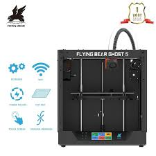 <b>Newest Design Flyingbear-Ghost 5</b> full metal frame High Precision ...