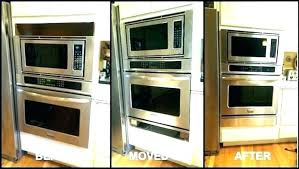 best wall ovens wall oven wall oven and microwave combo best wall oven and microwave combination