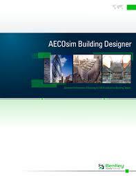 Bentley Aecosim Building Designer V8i Download Bentley Aecosim Crack Lightypvolgcomlightypvolgcom