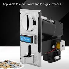 Game Vending Machine Cool Multi Coin Acceptor Selector Mechanism Vending Machine For Arcade