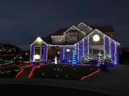 christmas home lighting. Muniz Musical Light Show Christmas Home Lighting