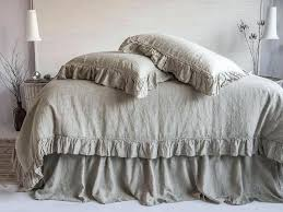 best linen duvet cover linen duvet cover frilled french vintage stone washed luxury white linen best linen duvet cover