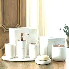 black and white bathroom accessories. Brilliant Black Black Marble Bathroom Accessories Gold And White Decor  Intended Black And White Bathroom Accessories