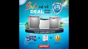 Hướng dẫn khắc phục máy giặt Aqua báo lỗi E4
