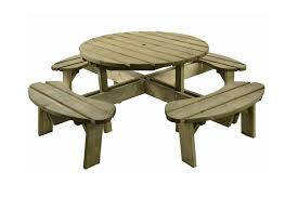 8 seat outdoor table gardenature co uk commercial outdoor picnic tables