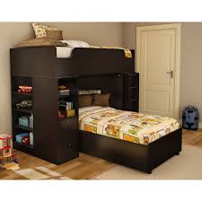 south s logik twin over twin bunk bed