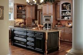 custom glazed kitchen cabinets. Charleston Style: On Alder With Cinnamon Stain And Licorice Glaze; Island Maple Custom Glazed Kitchen Cabinets S