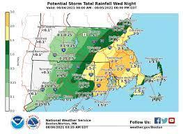 Flash flood watch in effect in Rhode ...