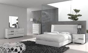 elegant white bedroom furniture. Interior:Modern White Bedroom Furniture Gloss Elegant 1 Modern S