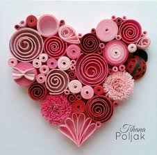 Quilling Patterns New Paper Quilling Patterns Free Downloads New Quilled Heart Quilling