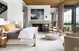 Modern Master Bedroom With Fireplace. 28 Beautiful Bedroom Fireplaces |  Architectural Digest. Modern BedroomMaster