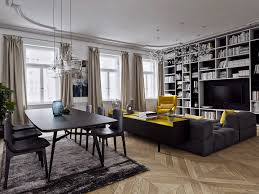 Yellow And Gray Living Room Decor 25 Gorgeous Yellow Accent Living Rooms