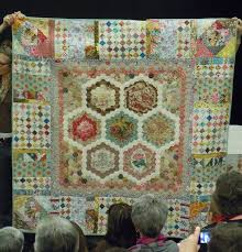 87 best Antique Australian Quilts images on Pinterest | Embroidery ... & Australian Quilt Study Groups: Report on Margaret Sampson George's QSG of  NSW talk on Medallion Adamdwight.com