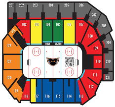 Ppl Center Allentown Pa Seating Chart Seating Chart Lehigh Valley Phantoms