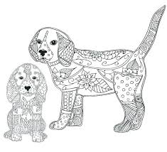 Free Printable Cute Dog Coloring Pages Puppy Coloring Pages To Print