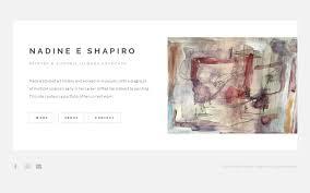 Nadine Shapiro - Painter and Chronic Illness Advocate