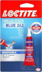 Loctite® <b>Threadlocker</b> 242 <b>Removable</b> at Menards®