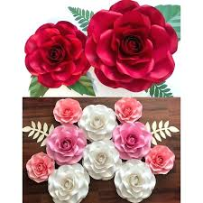 Paper Flower Templates Free Download Paper Flower Template Free Download Format Mini Tiny Petal