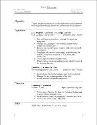 resume past tense